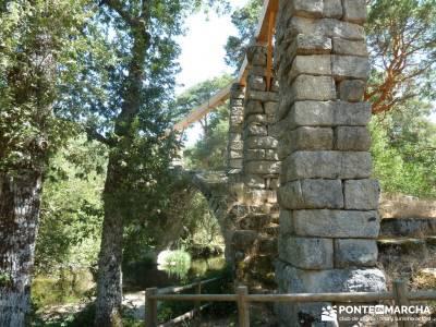 Pesquerías Reales y Fuentes de La Granja;rutas desde madrid vacaciones singles madrid